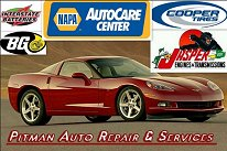 Pitman Auto Repair 6/16